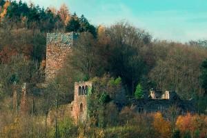 Kirchzell - Wildenberg