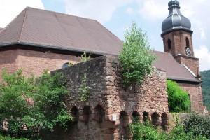 Klingenberg - Kirche Maria Magdalena