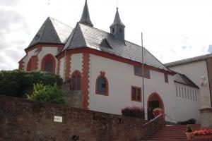 Mespelbrunn - Wallfahrtskirche Hessenthal