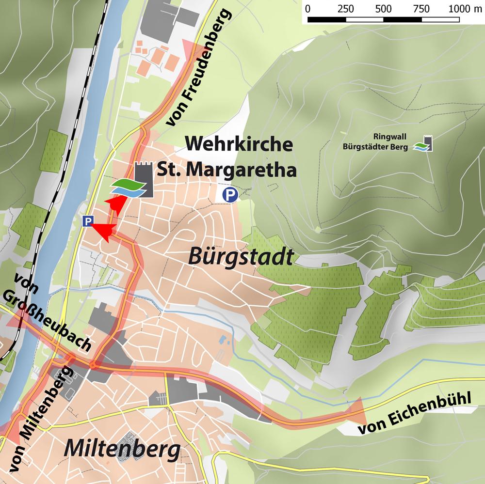 Anfahrtsskizzen_Bürgstadt_StMargaretha