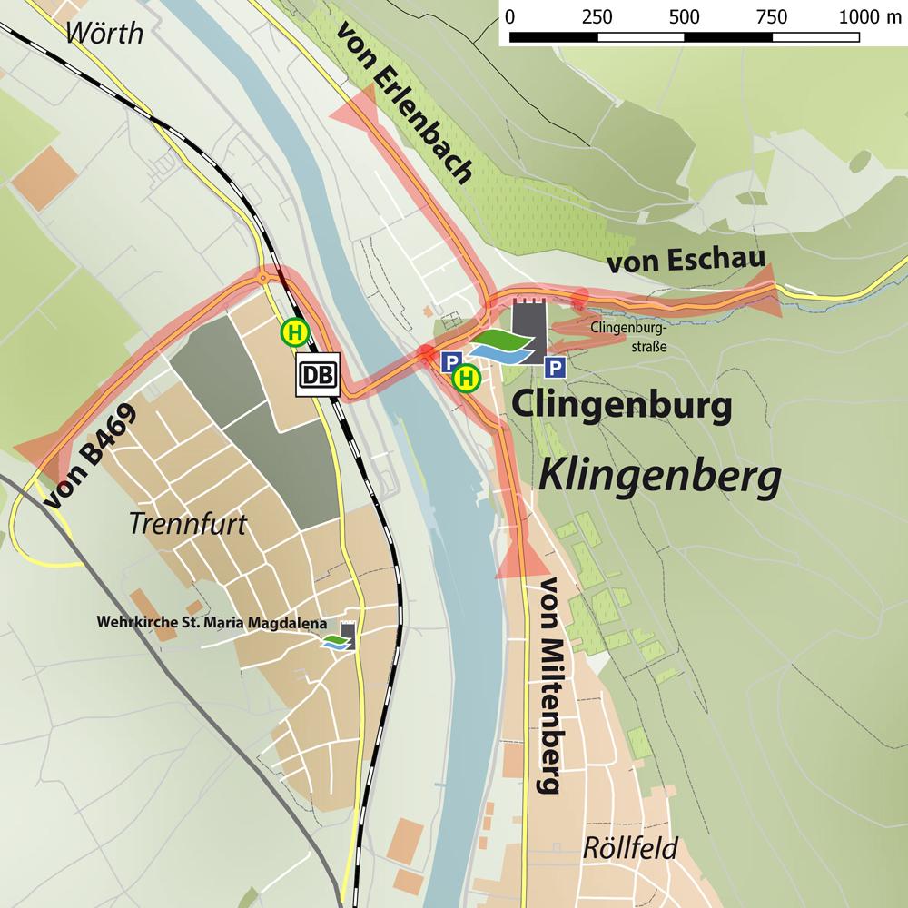 Anfahrtsskizzen_Klingenberg_Clingenburg