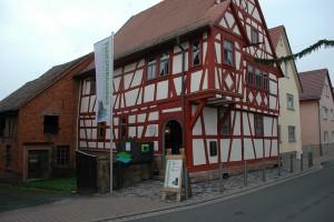 Das BIB im historischen Rathaus Eschau.
