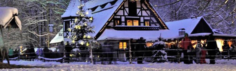 Adventsmarkt auf der Bayerischen Schanz