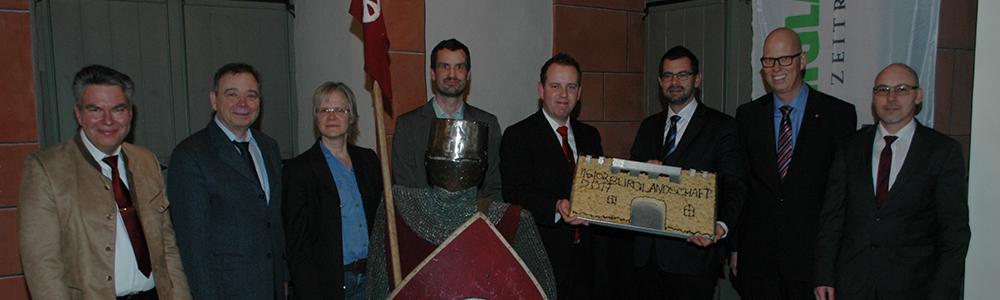 Gründungsversammlung Burglandschaft