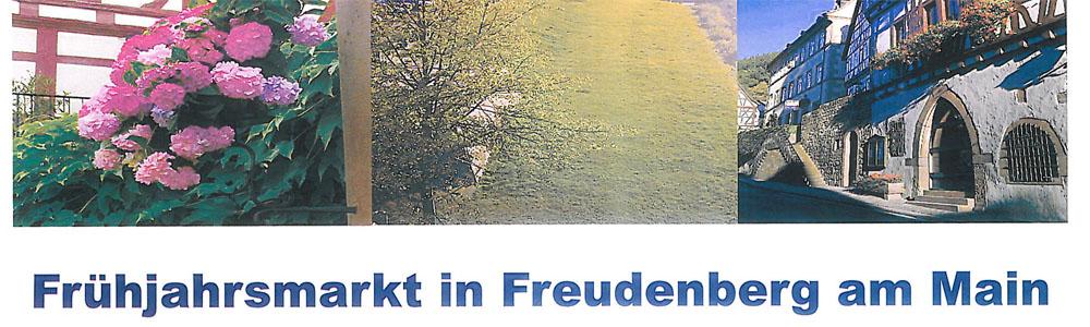 Frühjahrsmarkt in Freudenberg