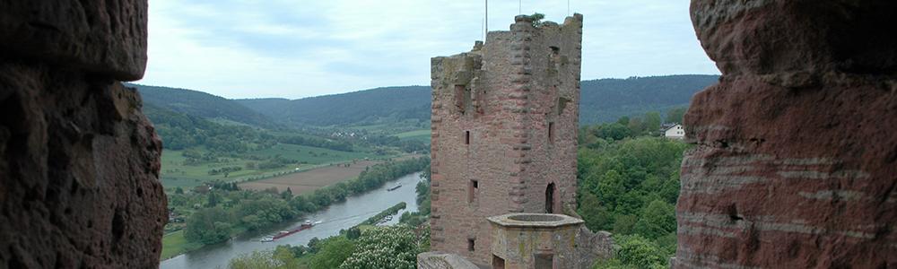"""Die Burglandschaft ist """"e.V."""""""