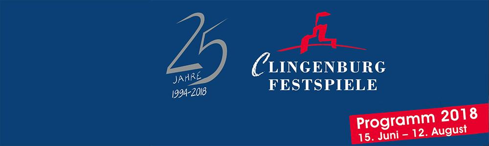 Clingenburg-Festspiele 2018