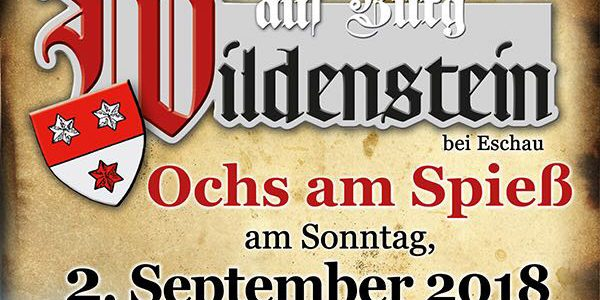 Burgfest auf Burg Wildenstein