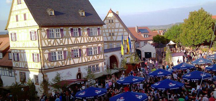 Marktplatzfest Großostheim