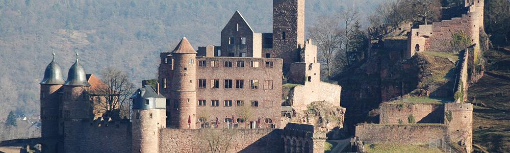 Mittelalterfest auf Burg Wertheim