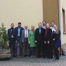 3. Vorstandssitzung der Burglandschaft