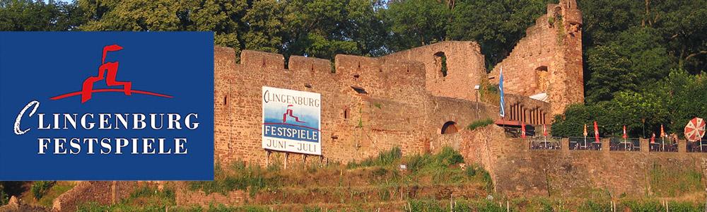Clingenburg-Festspiele