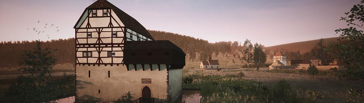 Bacheburg Obernburg