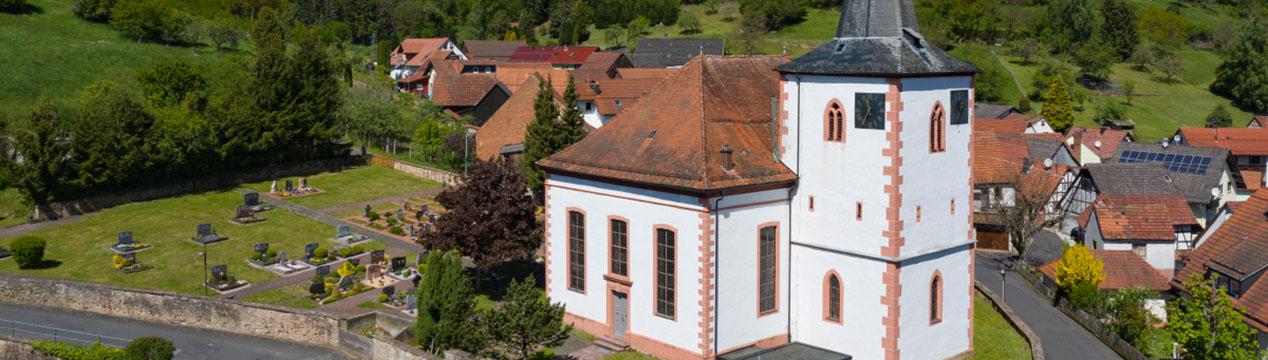 Kirche St. Matthäus Lohrhaupten