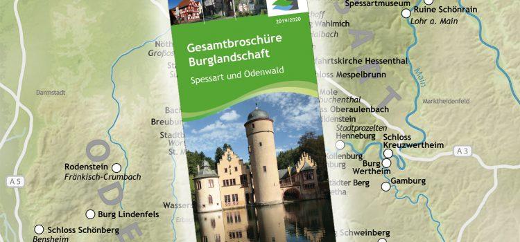 Gesamtbroschüre Burglandschaft 2019/2020