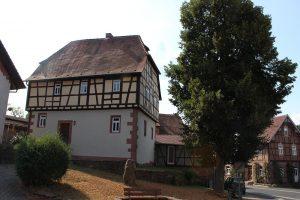 Burg in Fellen