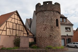 Ortsbefestigung Kreuzwertheim