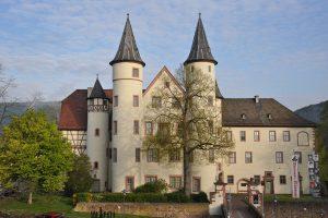 Schloss in Lohr am Main