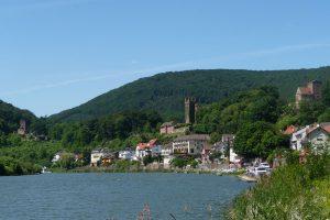 Burgengruppe Neckarsteinach