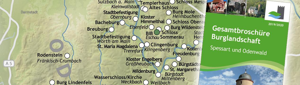 Gesamtbroschüre Burglandschaft