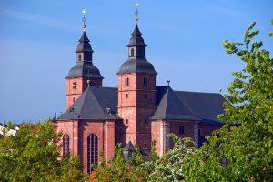 Wallfahrtskirche in Walldürn