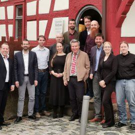 4. Vorstandssitzung der Burglandschaft