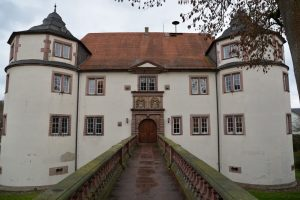 Oberburg in Hartheim
